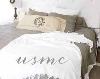 USMC Throw