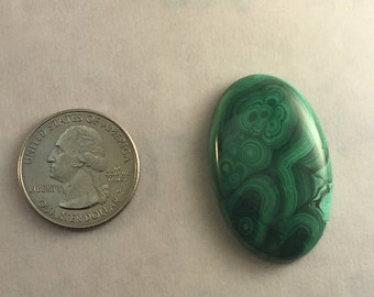 Large AAA Quality Malachite 38 x 24