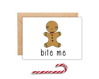 Funny Christmas Card, Adult Xmas Cards, Adult Christmas Card, Funny Holiday Cards