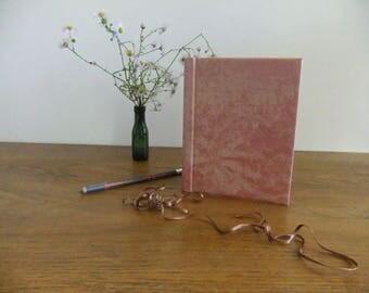 """Pink"" notebook"