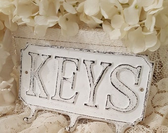 Shabby Chic Keys Hanger