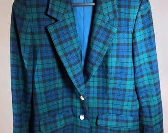 Pendleton Petite Vintage Blazer