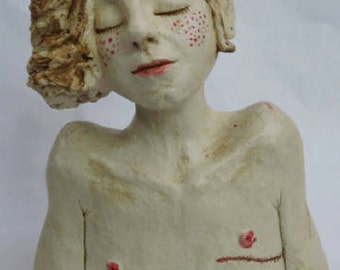 Artistic ceramic Sculpture
