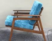 ON HOLD-Mid Century Modern lounge chair - Danish Modern style