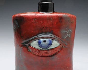 Eyeball Flask