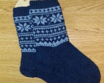 Hand Knitted women's socks