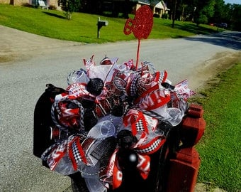 Alabama Mailbox Topper