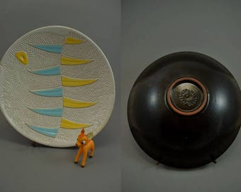 Bowl / plate by Carstens Tönnieshof / Decor Attika   WGP   50s