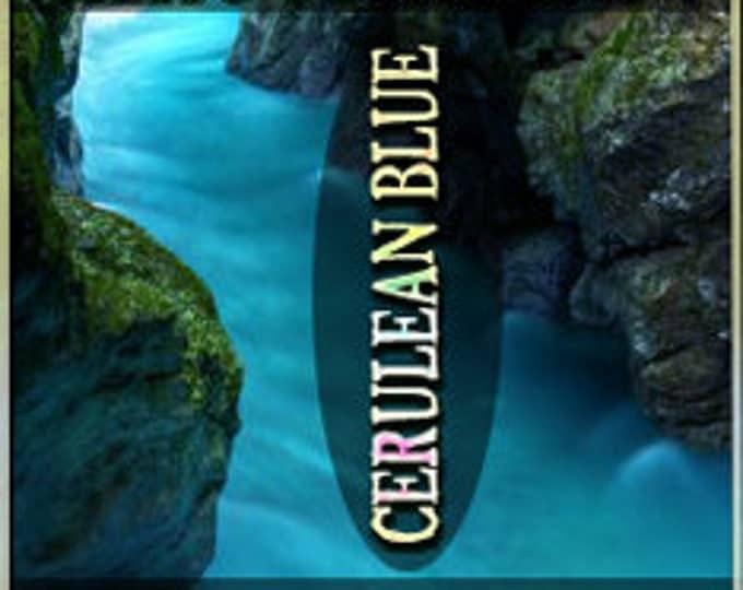 THREEBIES! Lot #507 - Crayons: Cerulean Blue, Mountain Meadow, Vivid Violet - Love Potion Magickal Perfumerie - Crayon Collection