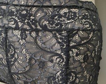 Lace Panties High waist