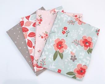 SALE!! Bundle Sweet Prairie by Sedef Imer for Riley Blake Designs- 4 Fabrics