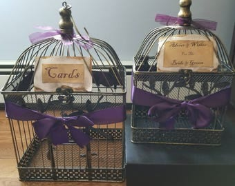 Wedding Birdcages