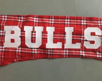 Bulls Pajama Pants - Childrens Size
