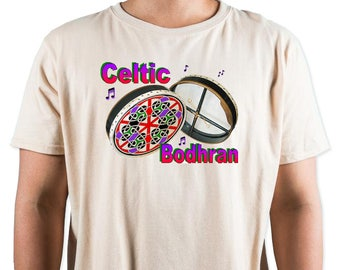 Celtic Bodhran T-Shirt