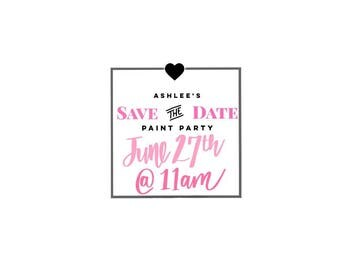 Ashlee's Paint Party June 24th