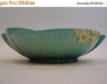 ON SALE NOW Roseville Pottery Wincraft Console Bowl #226-8