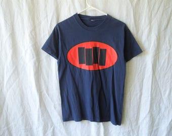 SALE 90s Black Flag Punk Band T-Shirt