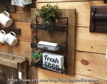 rustic spice rack spice rack wall spice rack shelf rustic bathroom shelf