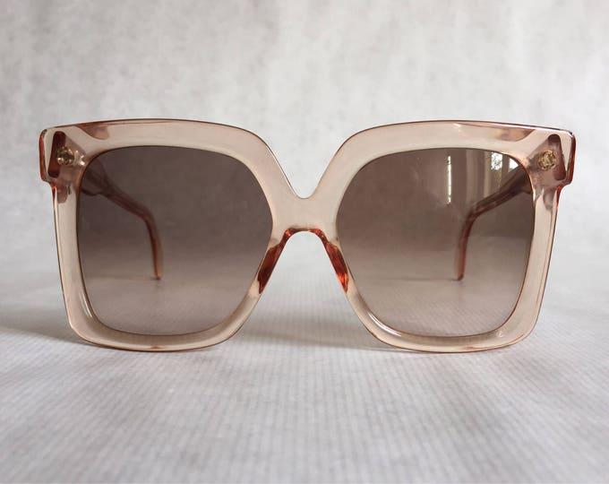Silhouette 598 Vintage Sunglasses New Unworn Deadstock