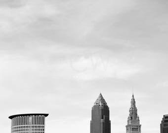 Cleveland - Skyline - Peaks