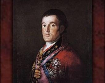 40% OFF SALE Poster, Many Sizes Available; Duke Of Wellington By Francisco Goya, 1812–14