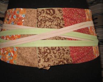 Japanese obi belt liberty/REF OBI1