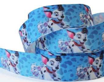 Ribbon 101 Dalmatians (1 m) 22mm
