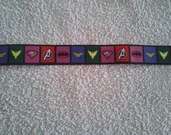 Avengers Ribbon (1 m) 22mm