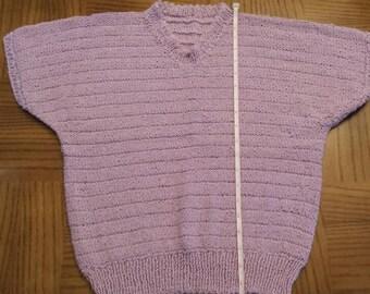 Vintage handmade sweater.