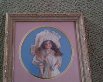 Victorian doll picture