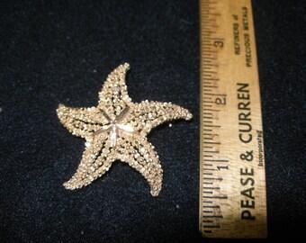 BSK Starfish Brooch(714)