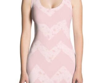 Light Pink Mini Dresses
