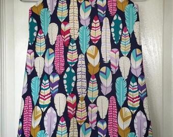 Girls A-line dress 5-6yrs