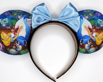 Alice inspired ears
