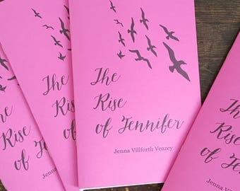 The Rise of Jennifer poetry chapbook
