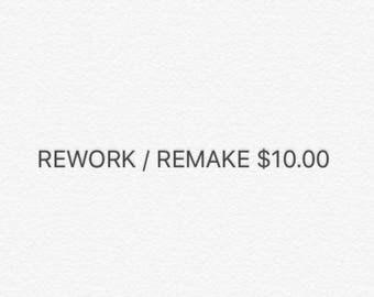 CHAIN REWORK / REMAKE