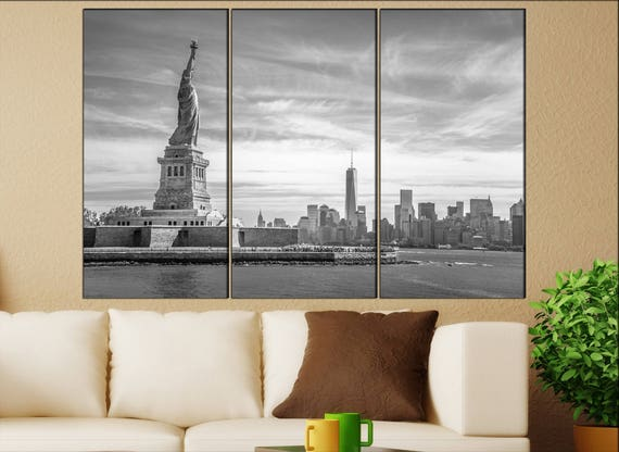 The statue of Liberty canvas  The statue of Liberty canvas art The statue of Liberty wall decoration large canvas