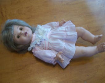 Playmates Baby So Beautiful Doll