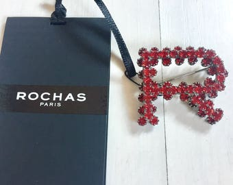 Original Rochas broach brand new!