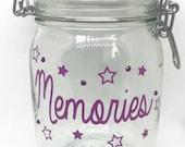 Large Memories Jar