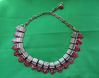 1950's Art Deco Necklace