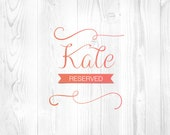 Reserved for Kate - 10 Papel Picado Banners 30 ft Long (Personalized Flags + Las Flores + La Rosa) + 30 Table Number Flags