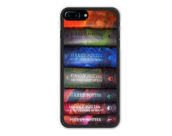 Harry Potter All Books Collage iPhone 7 / iPhone 7 Plus Case , iPhone 8 / iPhone 8 Plus Case , iPhone X Case
