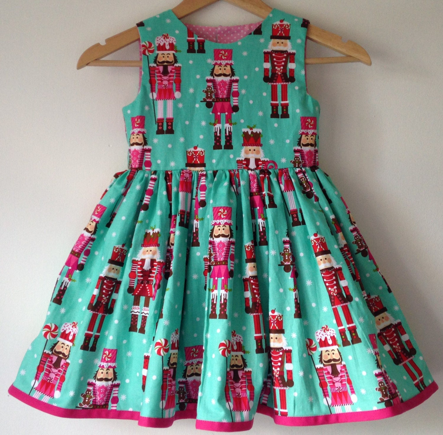 christmas dress girls dresses baby girls handmade dress winter