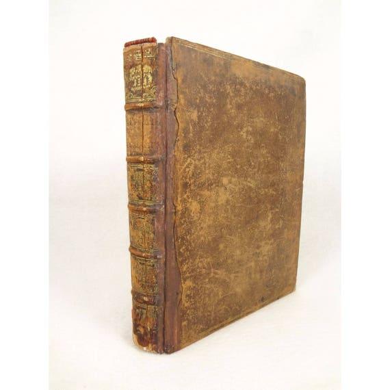 1575 Kett's Rebellion & Norwich, Alexander Neville. British armorial binding