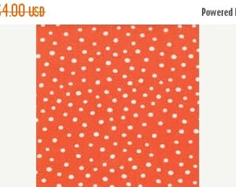 ON SALE ABC Menagerie in Orange Dot by Abi Hall for Moda Fabrics - 39525 16