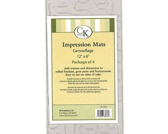 Impression Mat - Camouflage - CK Products