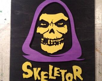 Misfits - Skeletor