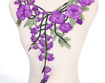 guipure floral lace 5 G