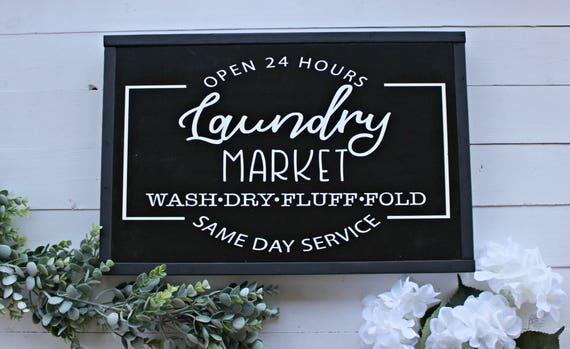 Farmhouse Laundry Room SignFarmhouse LaundryLaundry